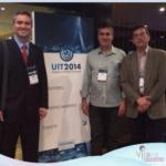 Vilara esteve presente na UIT 2014