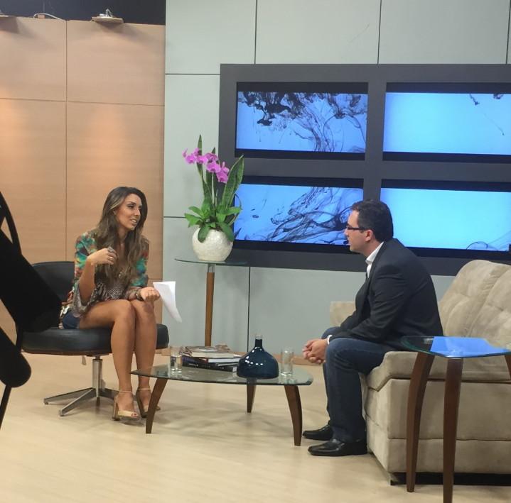 Dr. Sandro Sabino é entrevistado pela TV BH News sobre preservação da fertilidade