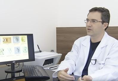 Dr. Sandro Sabino concede entrevista a Rede Minas